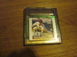 All Star Baseball 2000 (Nintendo Game Boy Color, 1999) 021481511755