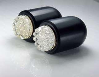Volt Amber LED Mini Bullet lights Yamaha Roadstar
