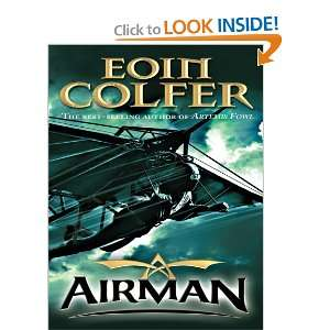 Airman (Thorndike Literacy Bridge Young Adult) (9781410408686): Eoin