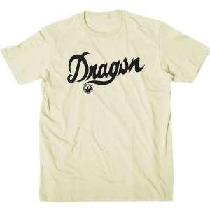 Dragon Alliance Slim Fit Script Mens Short Sleeve Fashion