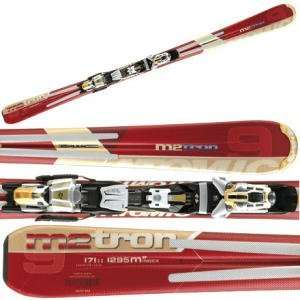 Atomic M:9 Puls Alpine Ski with Neox 310 Binding: Sports