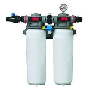 3M Cuno ICE260S Dual Cartridge Ice Machine Water Filtration System