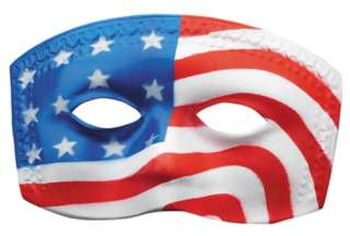 American Flag Eye Mask 4th of July Patriotic Accessory