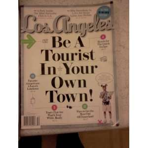 Los Angeles Magazine December 2011 be a ouris min your