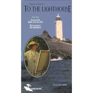 To the Lighthouse [VHS]: Rosemary Harris, Michael Gough