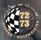 Porsche 911 World Championship 69 70 71 Sticker Decal items in
