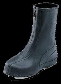 Tingley Mens Heavy Duty Rubber Rain Boots Full Zipper 081138111097