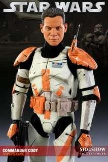 Star Wars Sideshow Commander Cody 12 Trooper Figure
