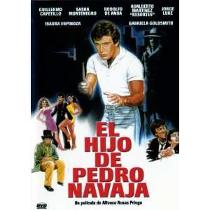 El Hijo De Pedro Navaja: Guillermo Capetillo, Sasha