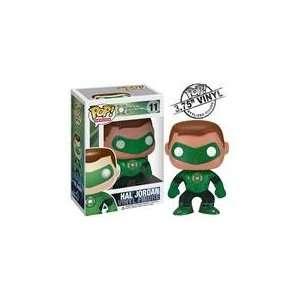 Pop Heroes Green Lantern Hal Jordan Vinyl Figure Toys