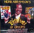 Herb Abramsons Festival Of Groups Cd NY Doo Wop 25 Hit