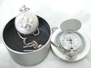 Full Metal FullMetal Alchemist Metal Pocket Watch New