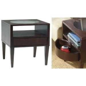 Amadora Side Table Home & Kitchen