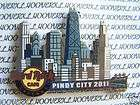 HARD ROCK HOTEL CHICAGO 40th ANNY DECADES ROCK GIRL PIN items in