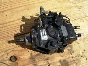 CUMMINS 4B3.3 FUEL INJECTORS PUMP WATER STARTER ALTERNATOR VERMEER