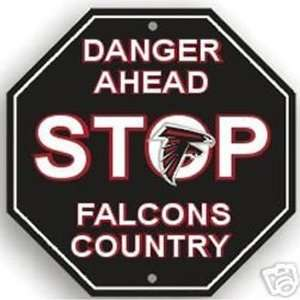 NFL Football   Atlanta Falcons Danger Ahead