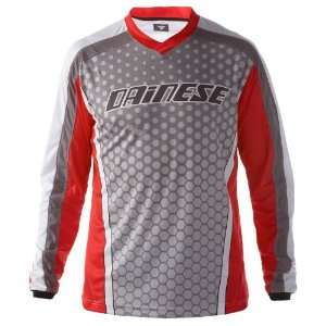 DAINESE DIRT QUAKE LONG MOUNTAIN BIKE SHIRT RED XL Automotive
