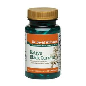 Native Black Currant (30 day supply) Health & Personal