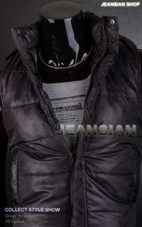 VVW Mens Bomber Military Fur Hoodie Jacket Shirt Coat Stylish Top