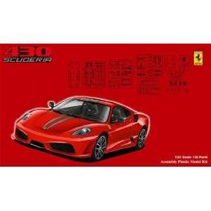 Parts Model Kit car spor racing italian design luxury Toys & Games