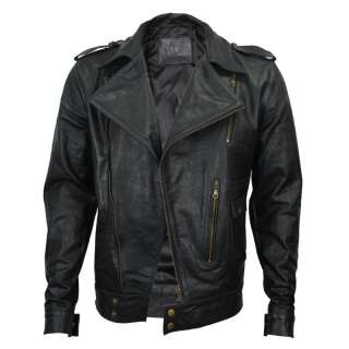Mens Double Breasted Wool Pea Trench Coat Jacket