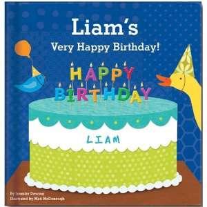 my very happy birthday book (boy) Toys & Games