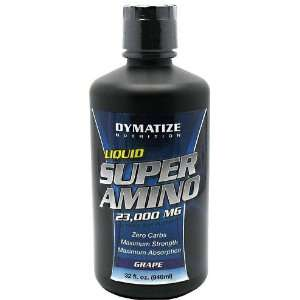 Super Amino 23000 mg, Grape, 32 fl oz (946 ml)