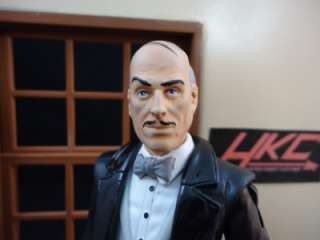 Custom ALFRED PENNYWORTH Dc Universe classics direct action figure