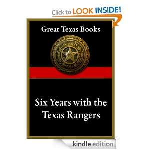 (Great Texas Books) James B. Gillett  Kindle Store