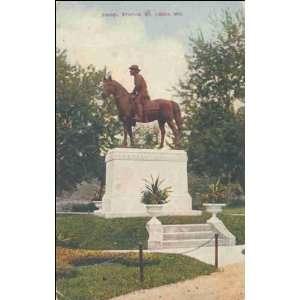 Reprint Siegel Statue, St. Louis, Mo