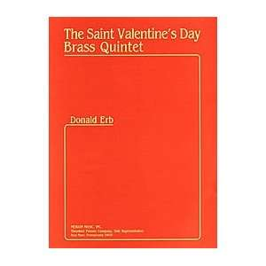 The Saint Valentines Day Musical Instruments