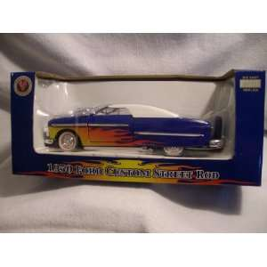 1950 Ford Custom Street Rod Toys & Games