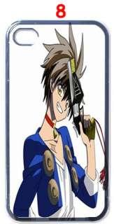 Black Cat Anime Manga iPhone 4 Case