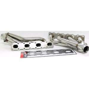 Header Manifold Exhaust 04 08 Nissan Titan Armada 5.6L V8 Automotive