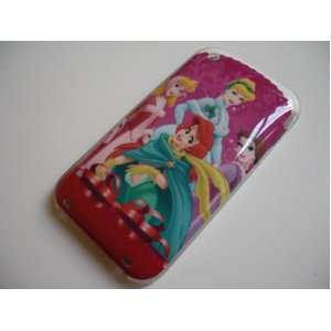 Disney Princesses Hard Cover Case for iPhone 3G 3GS Lovely