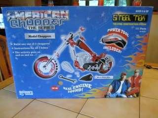 American Chopper The Series, Black Widow Bike Kit, NIB