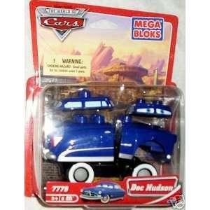 Mega Bloks Disney Cars Doc Hudson Toys & Games