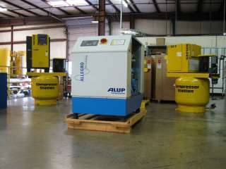 ALUP SCD25 VARIABLE SPEED ROTARY SCREW AIR COMPRESSOR