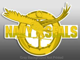 Navy Seals Logo Sticker  decal stickers seal eagle team
