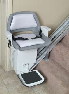 Ameriglide DC Power STAIR LIFT Battery Stairlift Chair