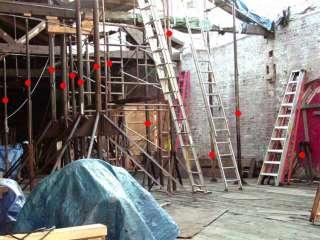 SUPER HEAVY DUTY CONSTRUCTION / SCREW JACKS