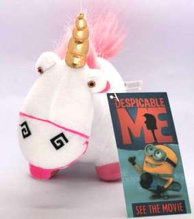 HIT TOY Despicable Me plush unicorn 10   new with tags