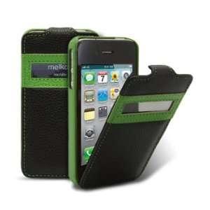 4s / iPhone 4 Ultra Slim Handmade Premium Genuine Cowhide Leather Case