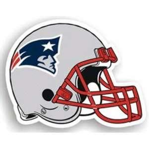 New England Patriots Helmet Car Magnets (Set of 2) Sports