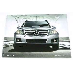 2010 10 Mercedes Benz GLK 350 GLK350 Truck SUV BROCHURE