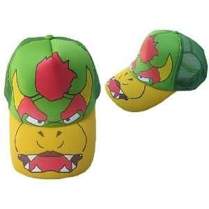 Trucker Cap NINTENDO Super Mario NEW Hat   Bowser