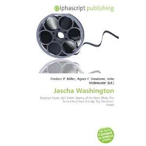 Jascha Washington (9786134242691): Books