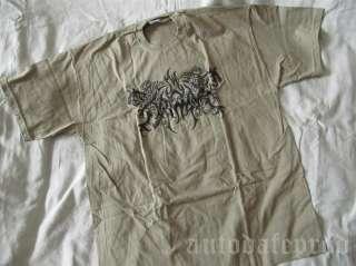 KRODA logo t shirt TEMNOZOR FOREST NOKTURNAL MORTUM carpathian black