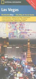 Streetwise Las Vegas Map   Laminated City Center Street Map of Las