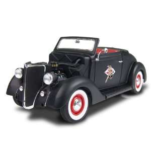 1936 Ford Rat Rod Die Cast Model: Toys & Games